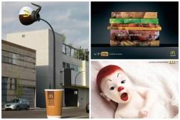 Mcdonal Advertising Examples