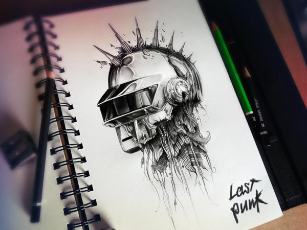 Sketchbook Art by Pez19