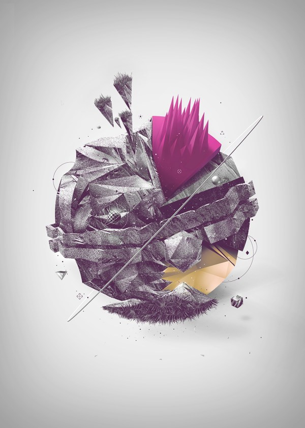 Amazing Graphic Design Works Rogier De Boeve