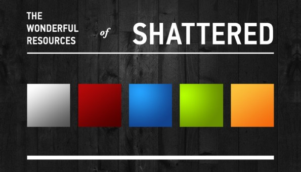 Shattereds Gradients
