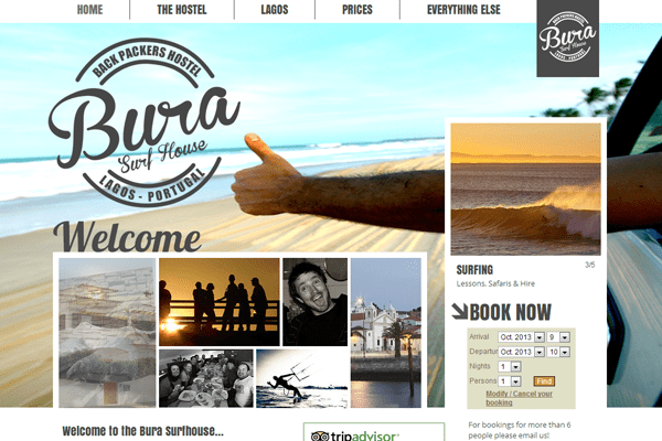 Bura Surf House