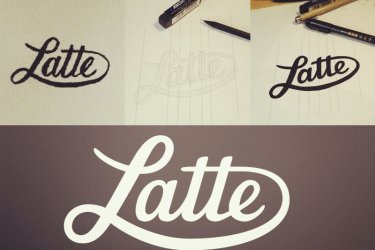 Latte by Sean McCabe