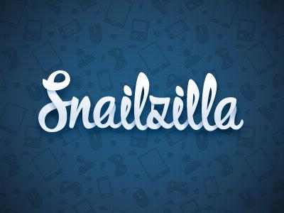 Snailzilla by Igor Garybaldi