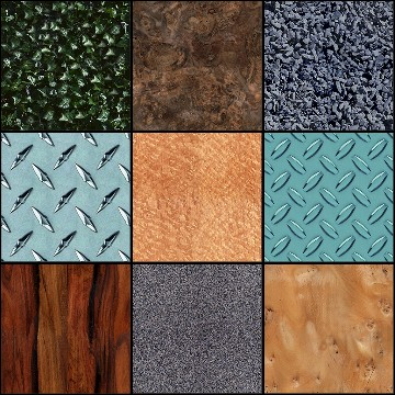 128 Free textures from Pixar