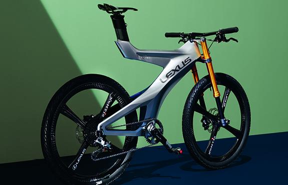 Lexus NXB Concept Mountain Bike