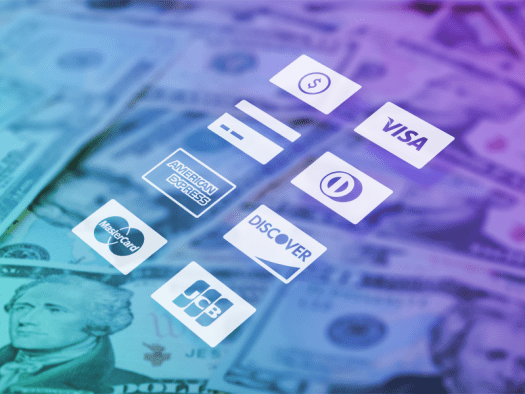 1 Color Credit Icons by Chad Pugh