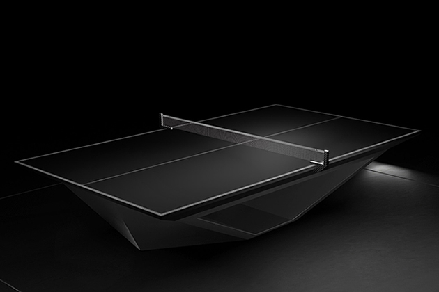 Eleven Ravens Stealth Ping Pong Table