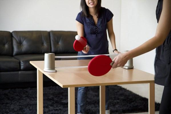 Pongo Portable Ping Pong