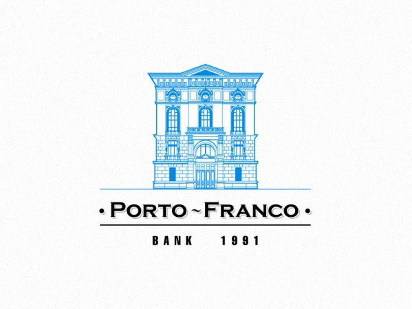 Porto Franco by Iurii Velychko