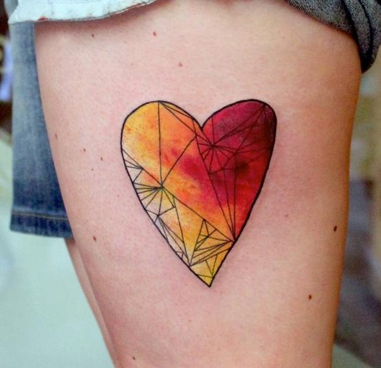 deformed heart