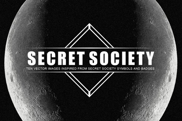 10 Secret Society Badges1