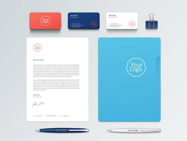 Branding : Identity MockUp