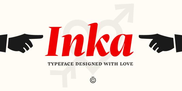 Inka by Carnoky Type