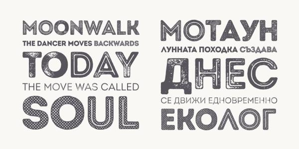 Intro Rust by Fontfabric