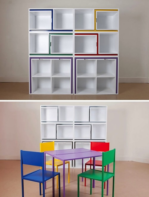 Space Saving Furniture by Orla Reynolds