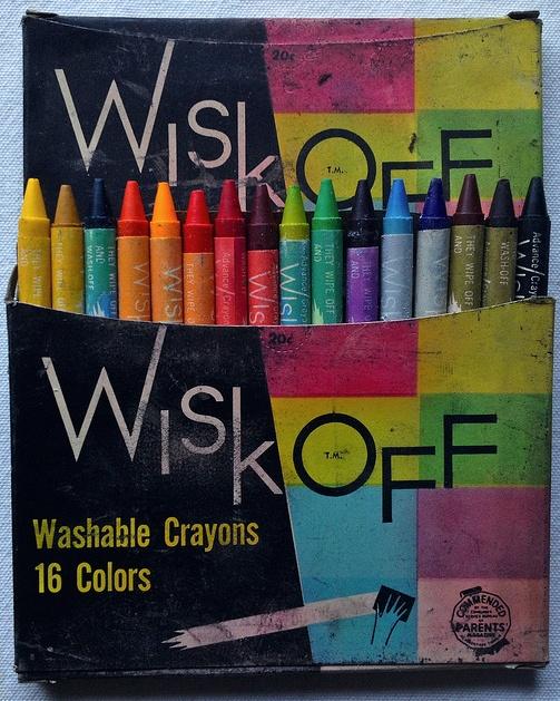 Wiskoff Crayons