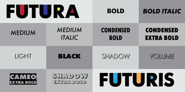 Futura Futuris by ParaType