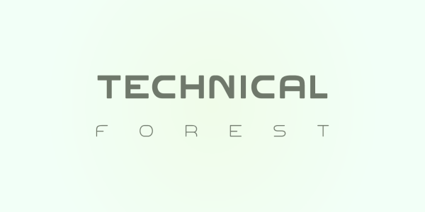 Technical Forest by Maciej Swierczek