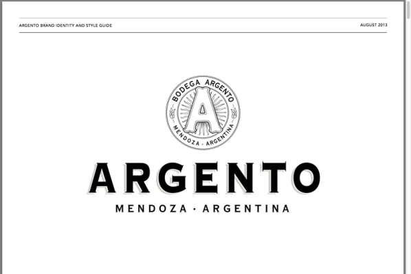 Argento Style Guide