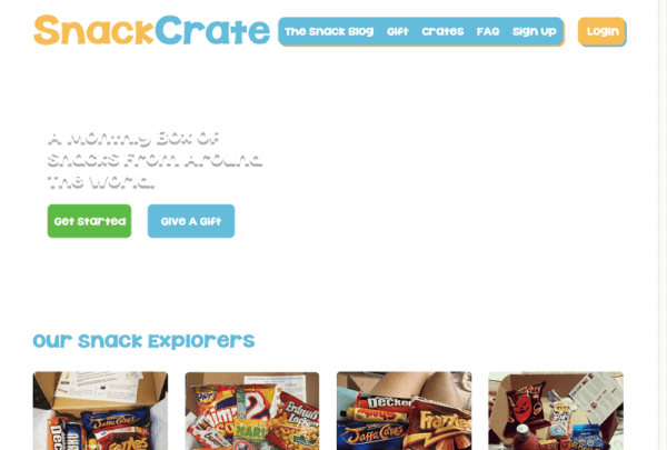 SnackCrate | Taste the World, One Snack At A Time