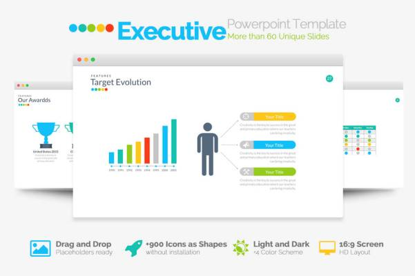 Executive Powerpoint Template