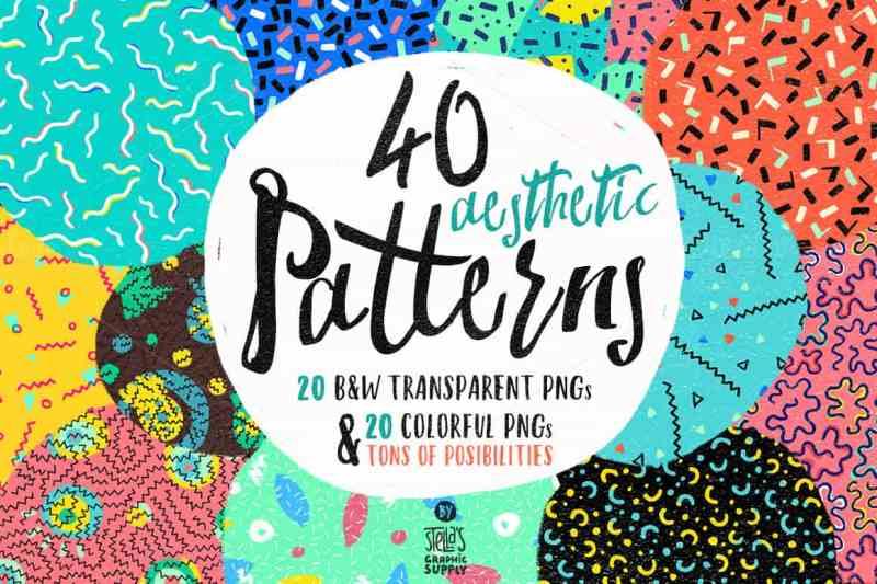 Aesthetic Patterns