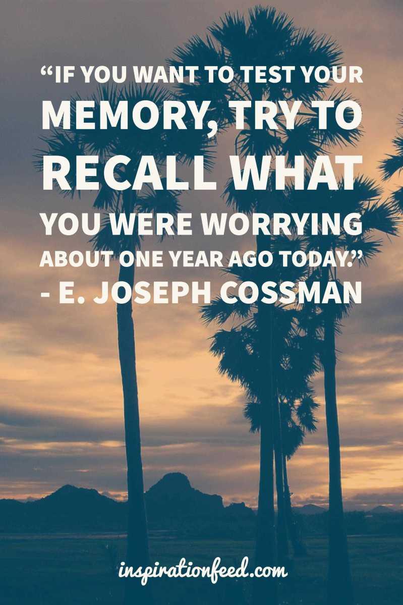 memory-quote-by-joseph-cossman