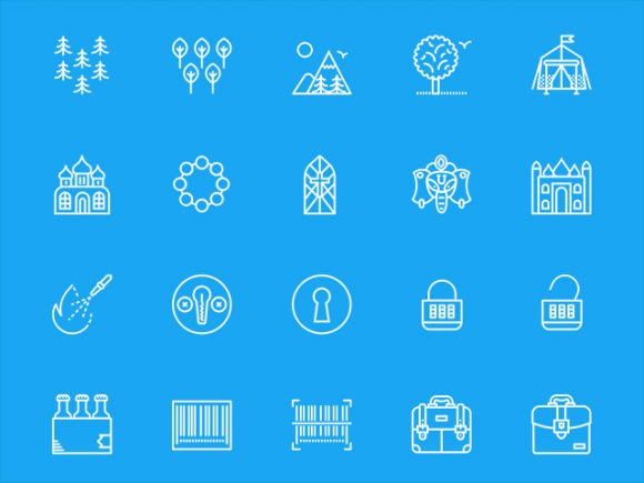 free misc icons for sketch app