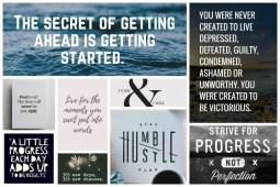 45 Motivational Picture Quotes