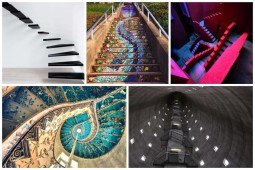 Crazy Stairs Designs from Around The World