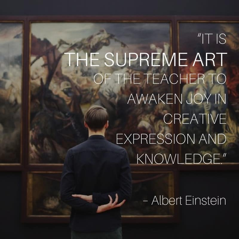 Inspirational Art Quotes from Famous Artists