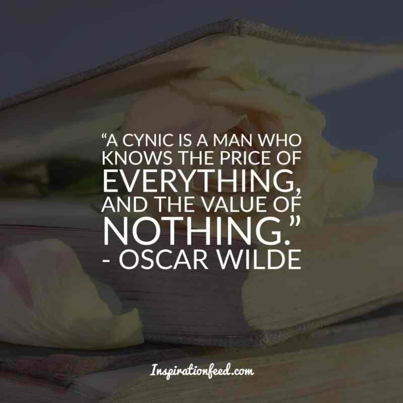 Oscar Wilde Quotes