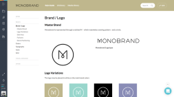 Create Beautiful brand Guidelines