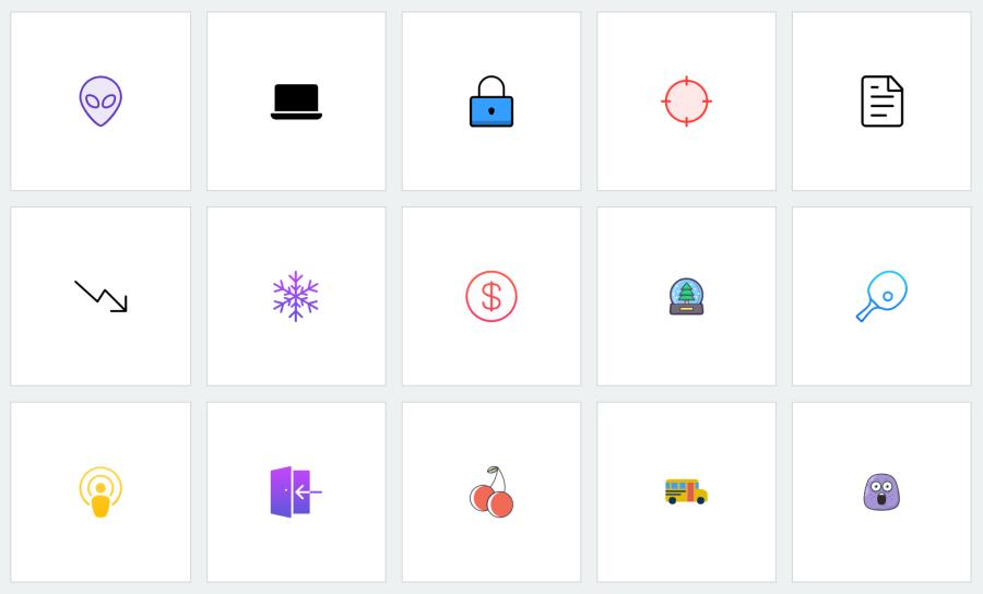 Free Icons from Stockio