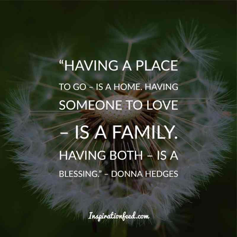 35 Beautiful Quotes Thats All About Family Inspirationfeed