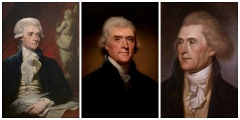 Thomas Jefferson Collage