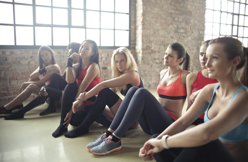 group-of-woman-in-yoga-class