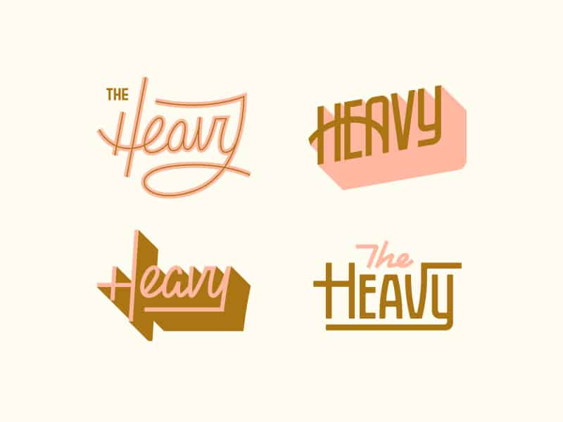 The Heavy by Chaz Russo