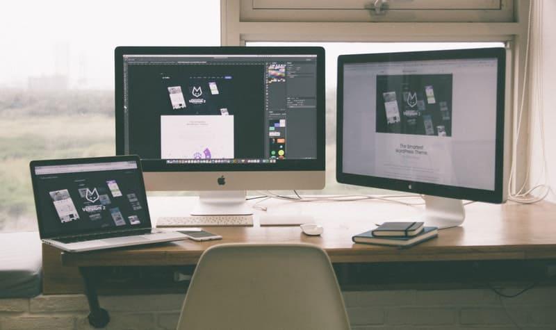 Graphic Design Workstation
