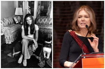 Gloria Steinem Collage