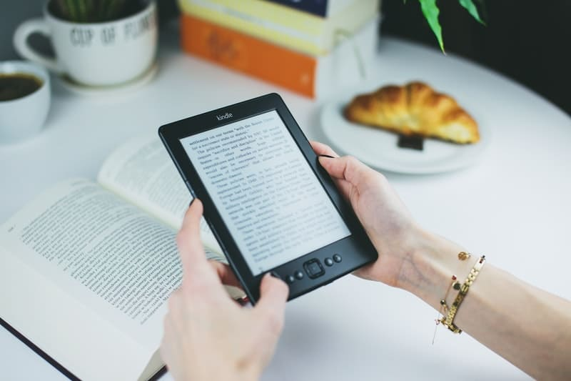 Kindle Portable Book Reader