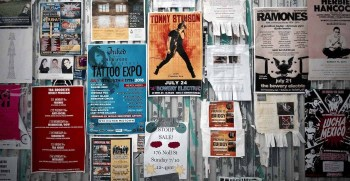 Public City Poster Wall