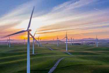 Green Wind Energy Farm
