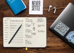 Productivity Notebook