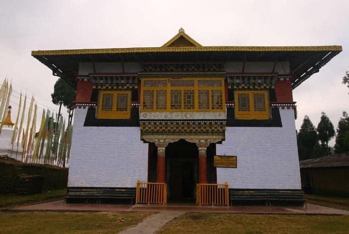 Sangachoeling Monastery