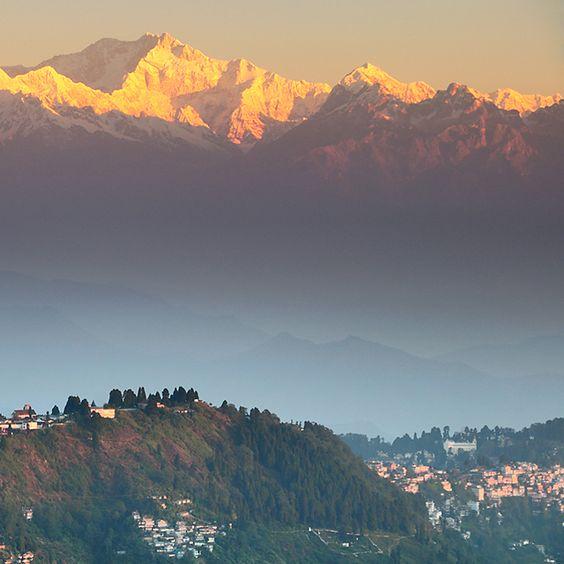mt.Kanchenjungha