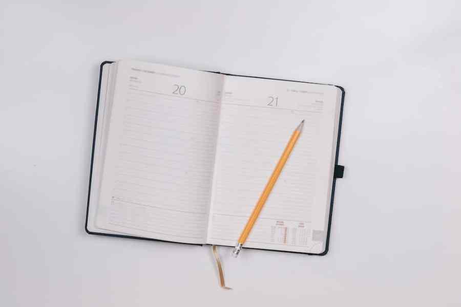 Create a Schedule