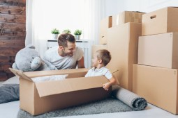 How to make the house moving easy?