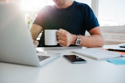 A Taste for Success - How Coffee Increases Workplace Productivity