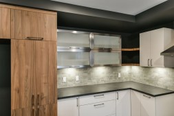 Why You Should Use Glass Cabinets to Remodel Your Kitchen